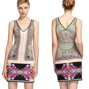 Clover Canyon | Candy Cars Neoprene Dress Small